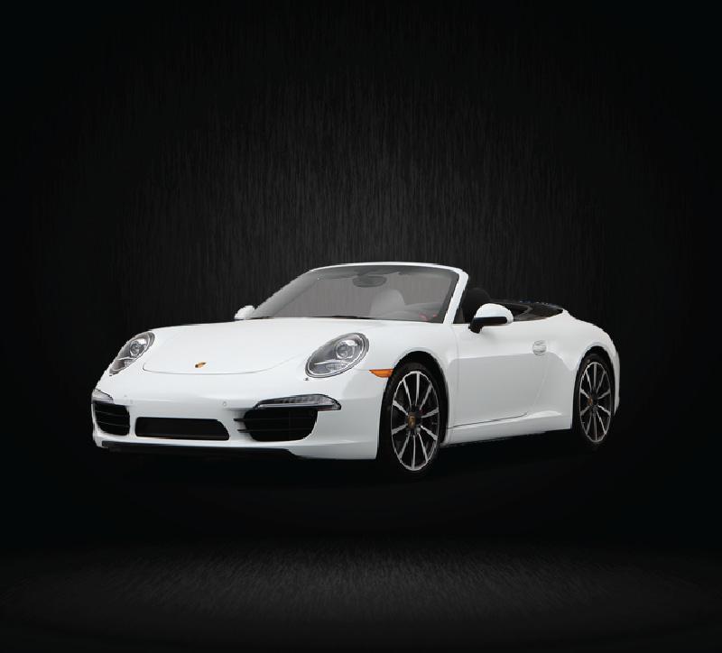 Rent a Porsche Convertible in Vancouver