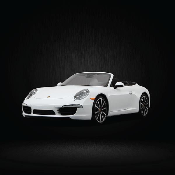 Rent a Porsche Convertible in Vancouver